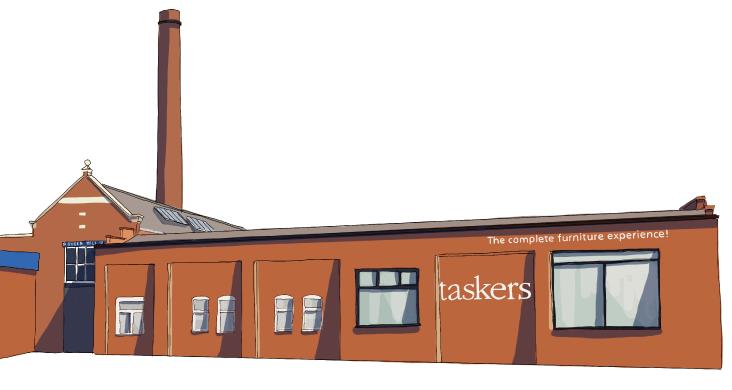 visit taskers showroom