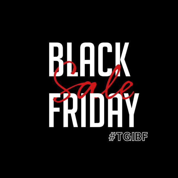 Thank God it's [Black] Friday! Shop Our Sale Highlights