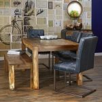 Bring Rustic Warmth Into Your Rooms With Reclaimed Furniture