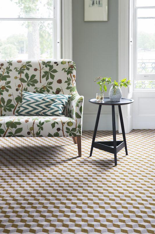 Alternative Flooring Quirky B Ben Petreath Patterned Trend 2019